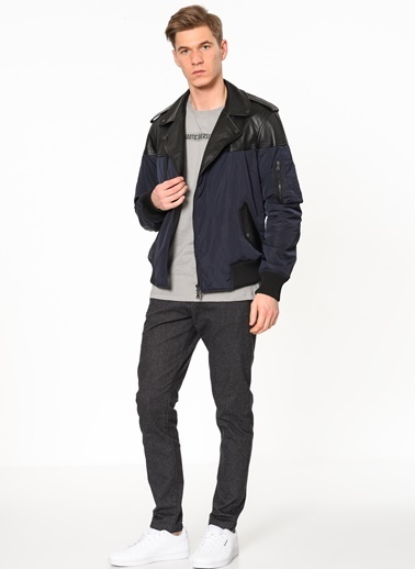 Jack & Jones Jean Pantolon | Marco - Slim Fit Gri